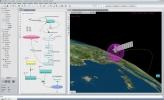 SGP4 real time model