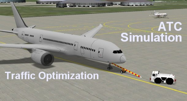 ATC & Traffic Simulation