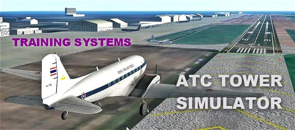 Air Traffic Control Tower Simulation